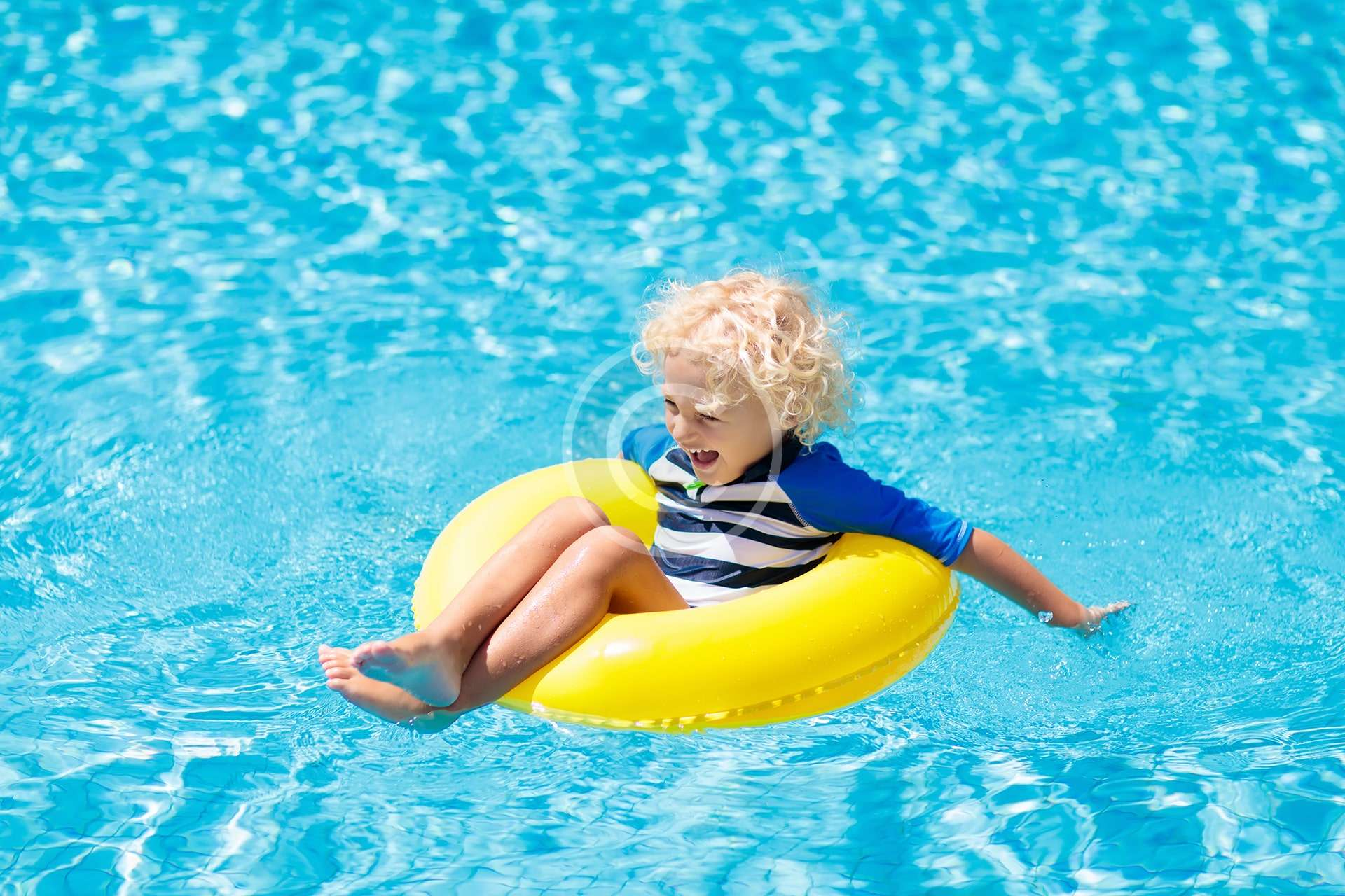 Swimming Classes for Kids 3-7 years